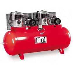 Fini BKT-120-900F-20T Компрессор поршневой, тандем Fini Поршневые Компрессоры